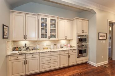 Northern Virginia Kitchen Painting Project by Manor Works