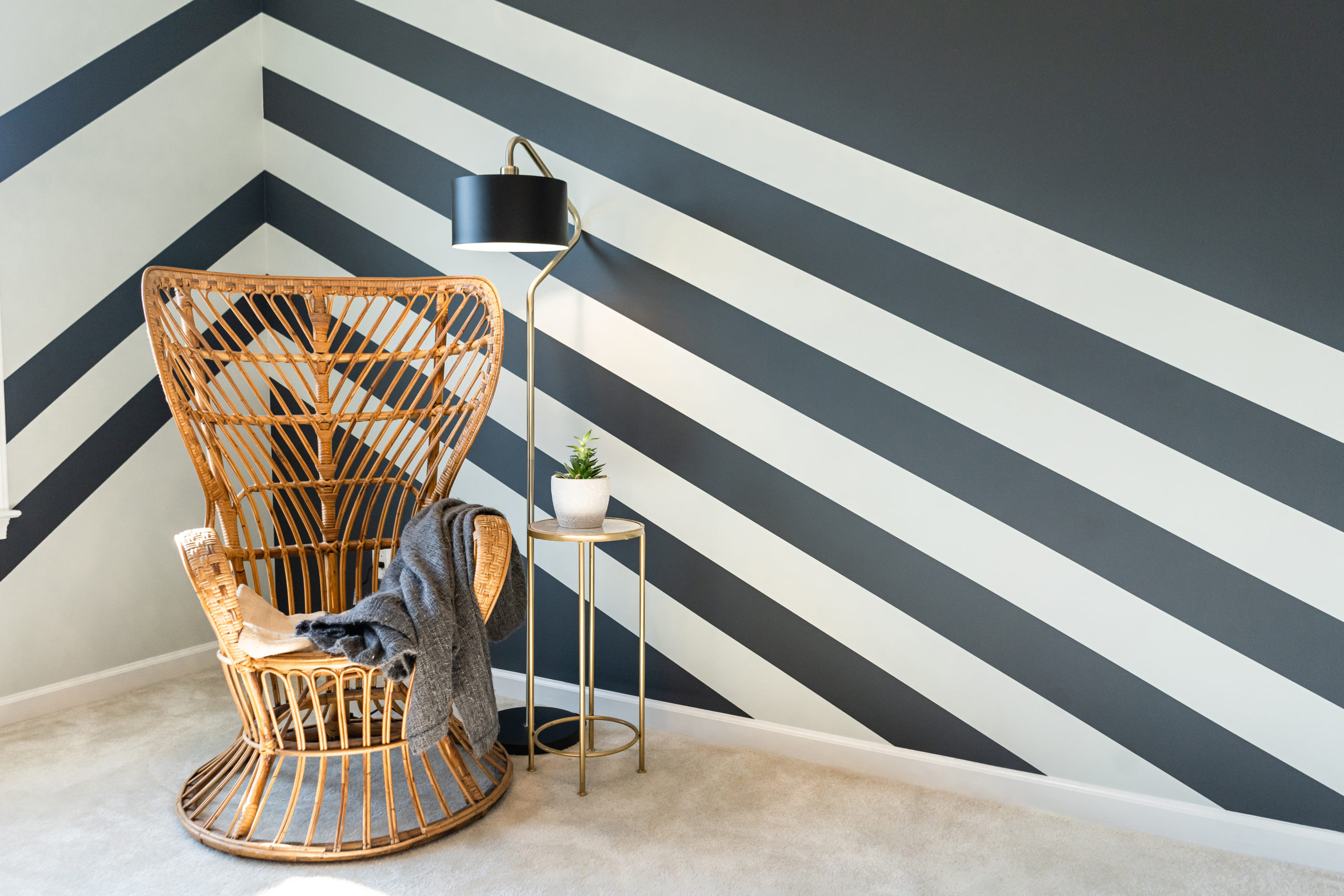 paint interior stripes
