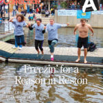 Reston Connection - Polar Plunge - Manor Works Sponsor