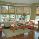 in the sunroom, livingston gold hc-16 was applied to the walls