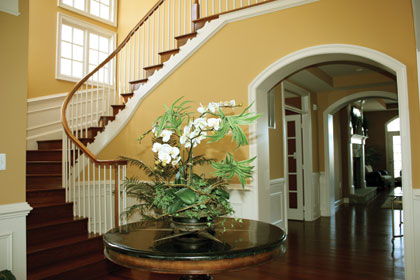 Norther Virginia Color Consultation and Painting Project by Manor Works