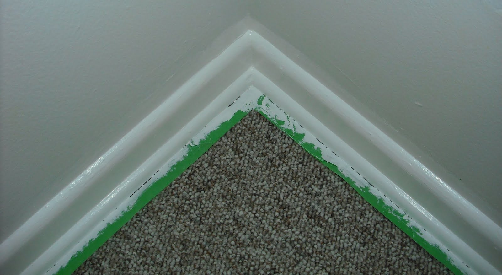 How To Paint Baseboards Without Getting Paint On The Floor
