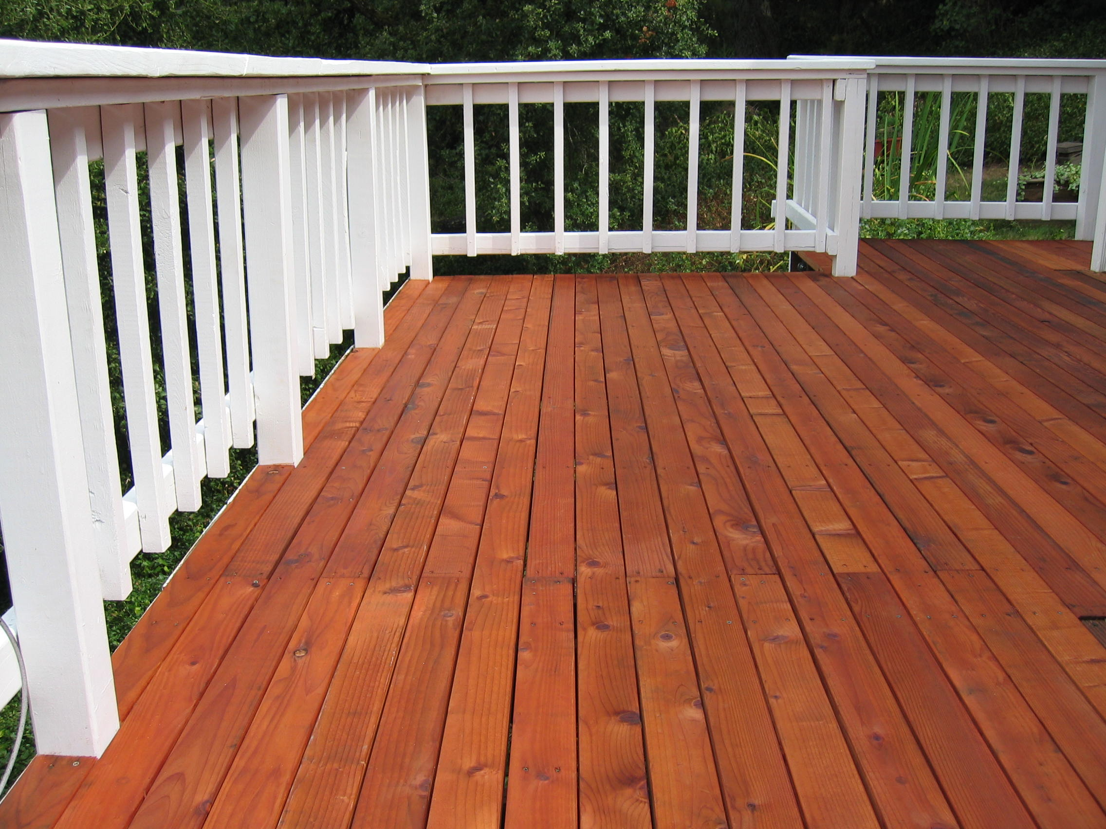 What Is The Best Kind Of Product To Protect My Deck